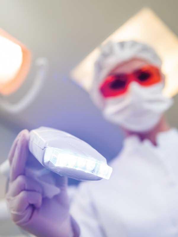 Laserterapia - laser terapêutico