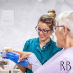 Implante dentário: prótese fixa e prótese flexível