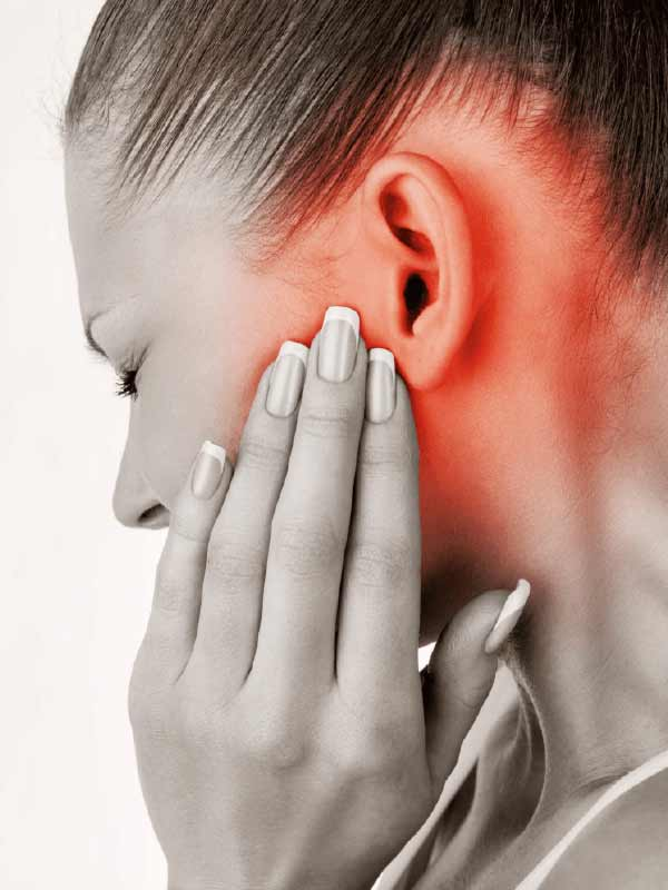 Dor orofacial ou dor facial - DTM